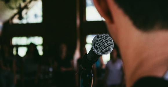 improving your public speaking